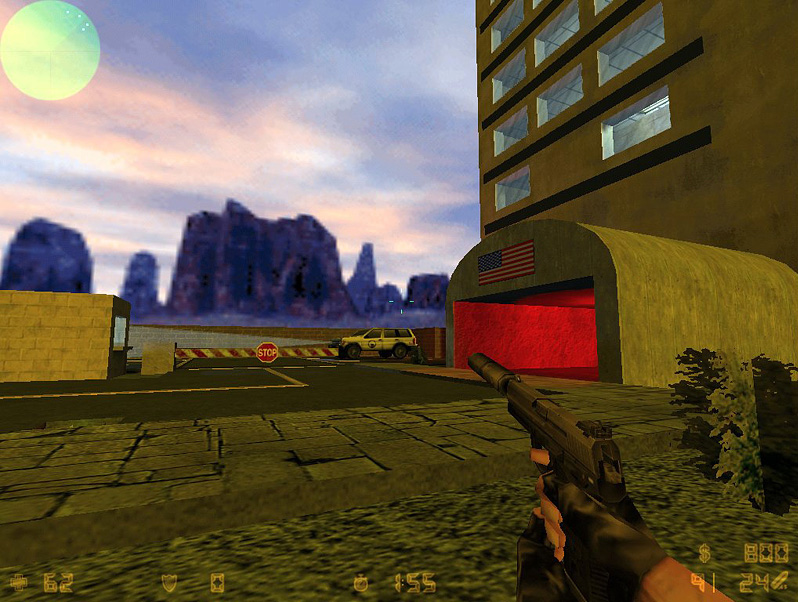 Counter Strike Map Screenshots